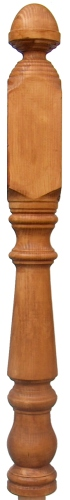 Newel Post number 18